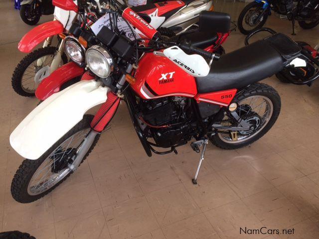 Used Yamaha xt550 | 1982 xt550 for sale | Swakopmund Yamaha