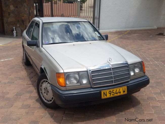 Used Mercedes Benz E200 1986 E200 For Sale Windhoek