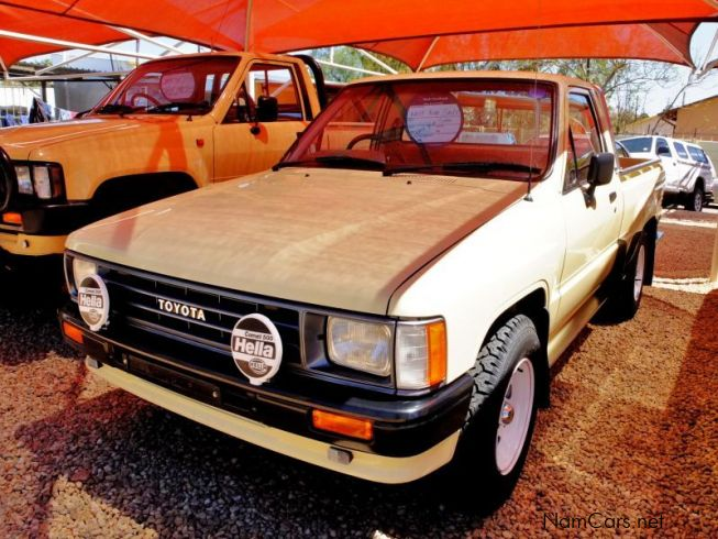 Kris Auto Sales >> Used Toyota Hilux | 1987 Hilux for sale | Windhoek Toyota ...