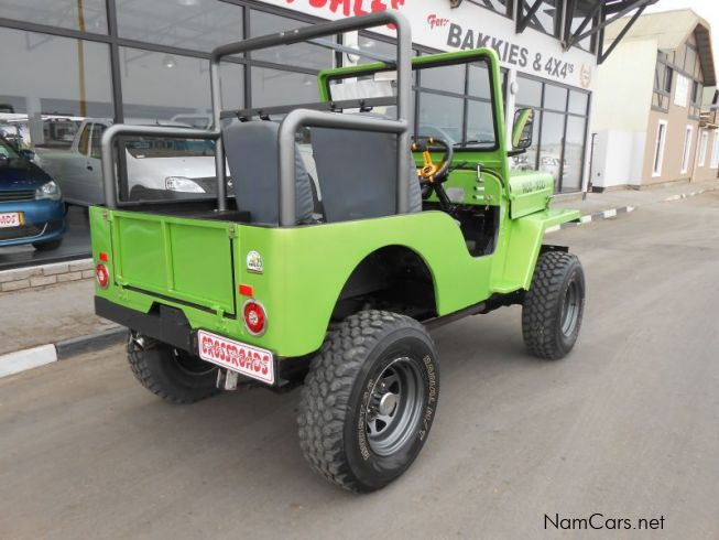 Used Mahindra Jeep   1988 Jeep for sale   Swakopmund ...
