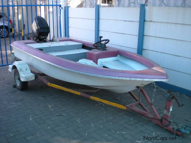 Used fishing boat 1990 fishing boat for sale windhoek for Jet fishing boats for sale