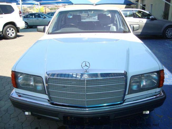 Used mercedes benz 500se 1991 500se for sale windhoek for Mercedes benz 500se