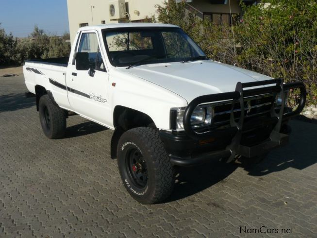Avis Used Cars >> Used Toyota HILUX,2.4,4X4 | 1992 HILUX,2.4,4X4 for sale ...