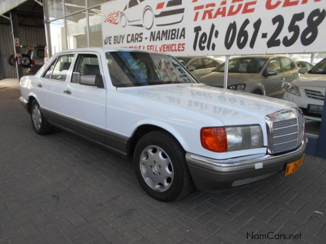 Used mercedes benz 500 se a t 1993 500 se a t for sale for Www mercedes benz used cars