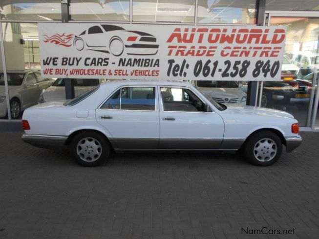 Mercedes-Benz 500 Se A/tin Namibia