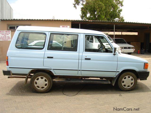 Used Toyota Venture 1993 Venture For Sale Windhoek Toyota Venture Sales Toyota Venture