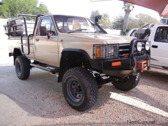 Used Toyota Hilux 2 2 4x4