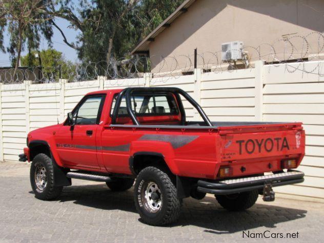 Yamaha Raider For Sale >> Used Toyota Hilux Raider   1994 Hilux Raider for sale ...