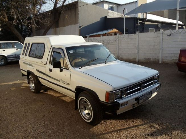 ... Home Used cars in Windhoek Toyota for sale 1995 Toyota HILUX 4Y RAIDER