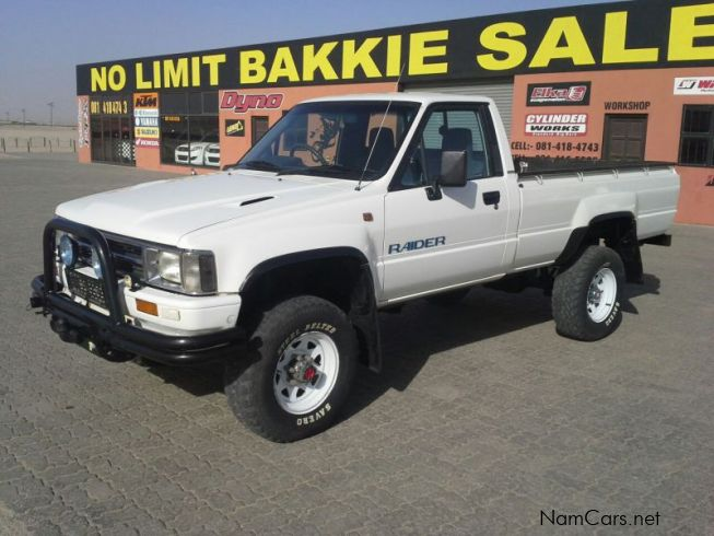 Used Toyota Hilux 2 4 4x4 1995 Hilux 2 4 4x4 For Sale