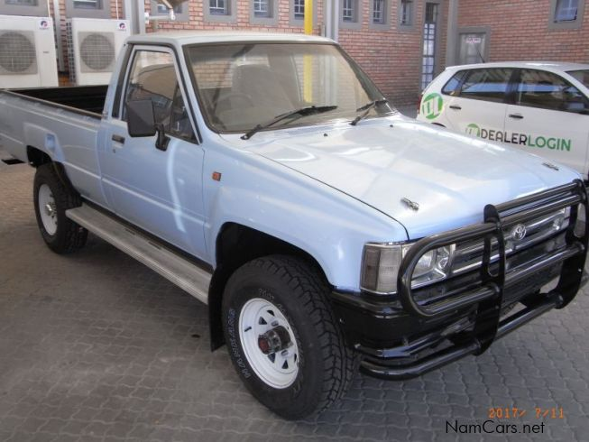Used Toyota Hilux 2 8d 4x4 1995 Hilux 2 8d 4x4 For Sale
