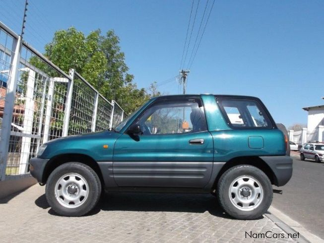 Used Toyota Rav4 3 Door 1995 Rav4 3 Door For Sale