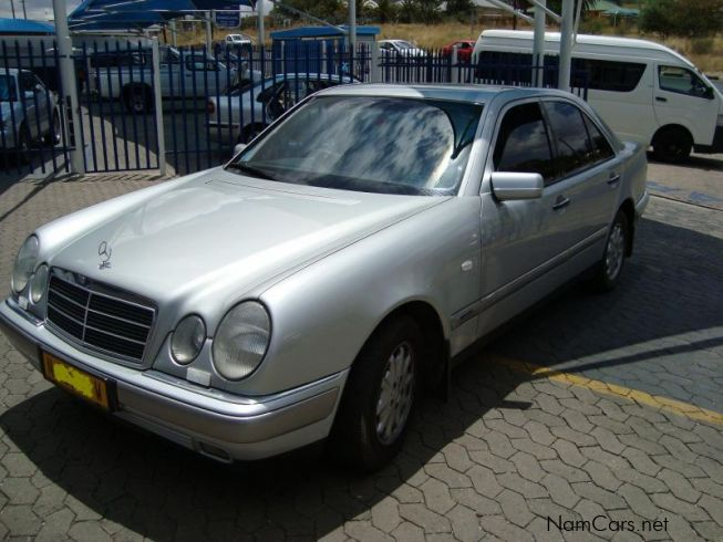 Used mercedes benz e230 1996 e230 for sale windhoek for Mercedes benz e230