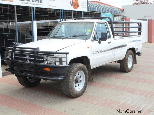 Crossroads Auto Sales >> Used Toyota HILUX 2.2 4Y RAIDER 4X4 | 1996 HILUX 2.2 4Y RAIDER 4X4 for sale | Windhoek Toyota ...