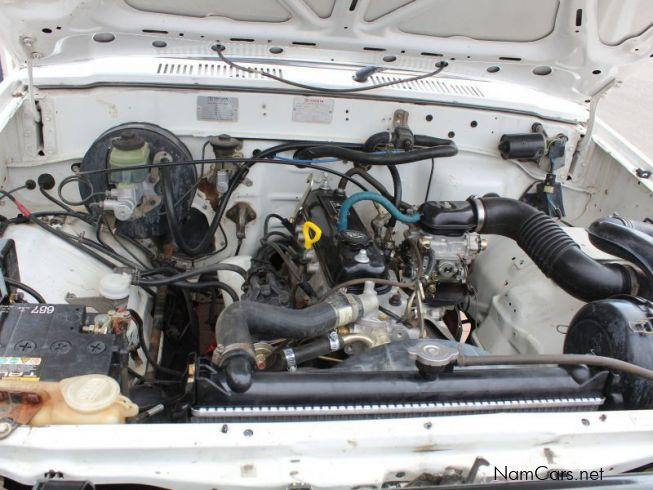 Used    Toyota    HILUX 22 4Y RAIDER 4X4   1996 HILUX 22 4Y