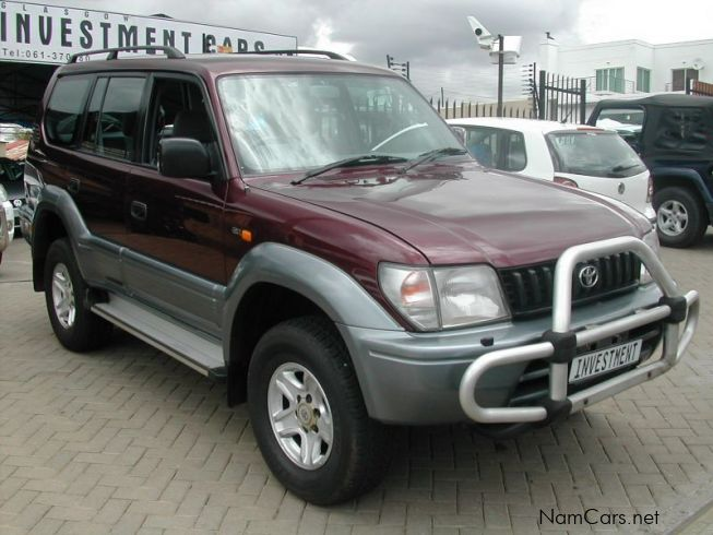 Used Toyota Prado 3 4 V6 1996 Prado 3 4 V6 For Sale