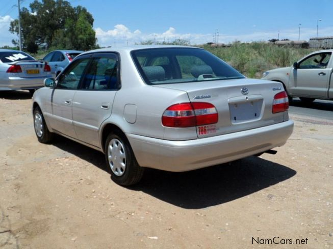 used toyota corolla 1998 corolla for sale windhoek toyota corolla sales toyota corolla. Black Bedroom Furniture Sets. Home Design Ideas