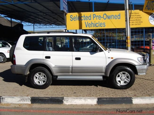 Used toyota prado 30 kzte 4x4 1998 prado 30 kzte 4x4 for for Subaru motors finance c o chase
