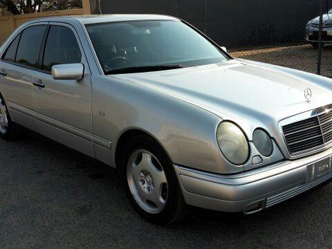 Used mercedes benz e430 avantgarde 1999 e430 avantgarde for Mercedes benz e430 for sale