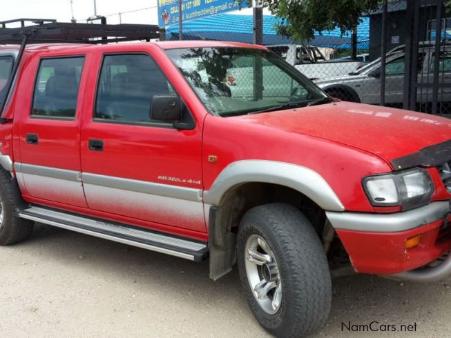 Isuzu Cars For Sale In Namibia