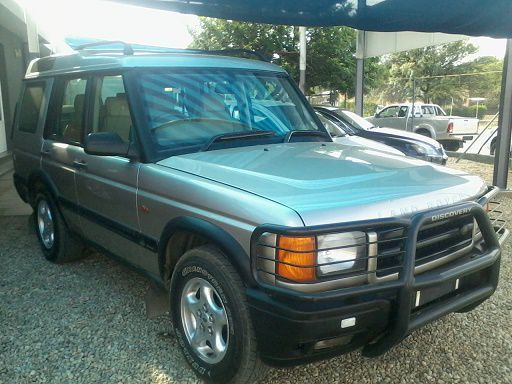 used land rover discovery series 2 2000 discovery series 2 for sale okahandja land rover. Black Bedroom Furniture Sets. Home Design Ideas