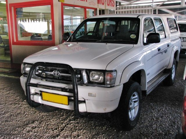 used toyota hilux raider 2000 hilux raider for sale. Black Bedroom Furniture Sets. Home Design Ideas