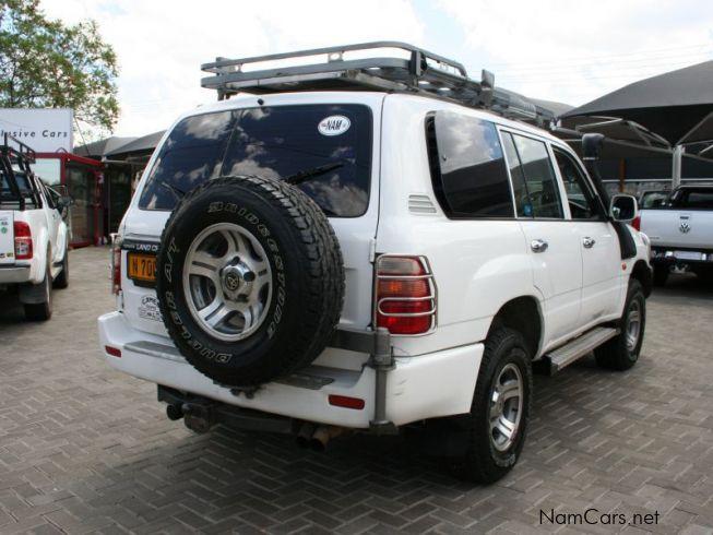 used toyota landcruiser 100 sw 4 2 diesel 4x4 2000 landcruiser 100 sw 4 2 diesel 4x4 for sale. Black Bedroom Furniture Sets. Home Design Ideas