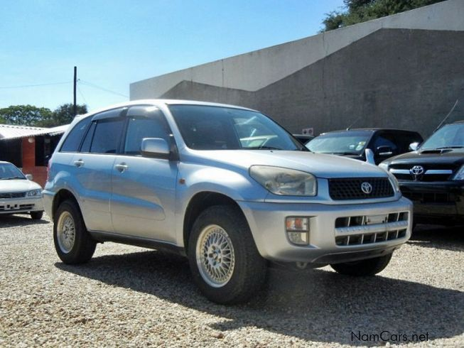 Used toyota rav4 2000 rav4 for sale windhoek toyota for Subaru motors finance c o chase
