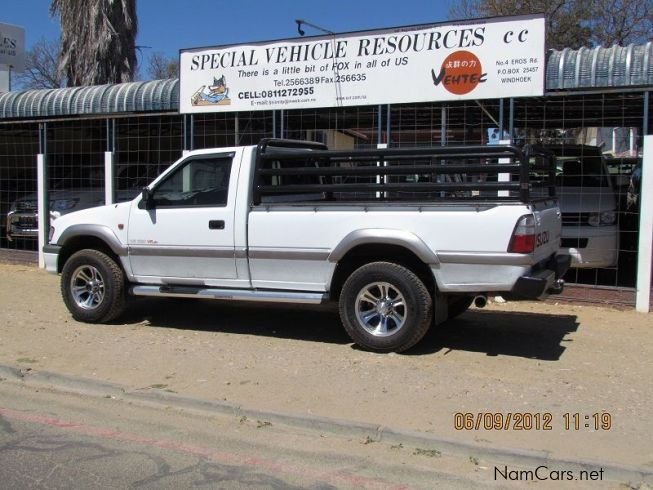 Used Isuzu Kb 320 Lx V6 4x4 P  U S  C