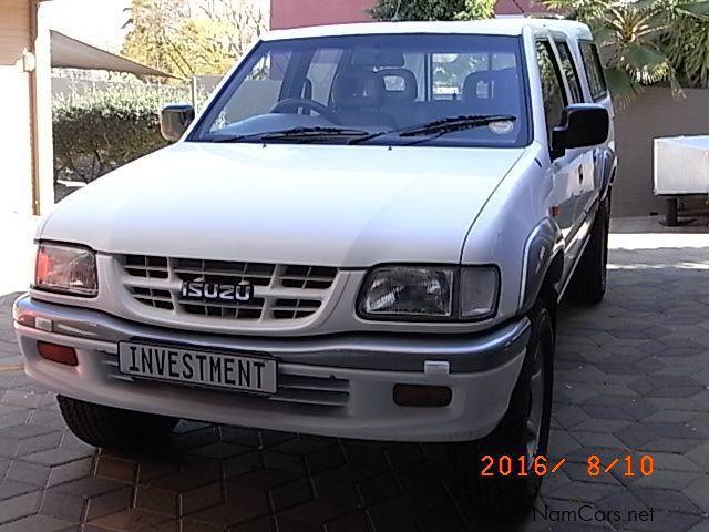 Used Isuzu Kb 320 V6 D Cab 4x4 2001 Kb 320 V6 D Cab 4x4 For Sale Windhoek Isuzu Kb 320 V6 D