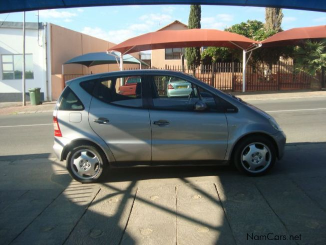 used mercedes benz a class 1 9 2001 a class 1 9 for sale windhoek mercedes benz a class 1 9. Black Bedroom Furniture Sets. Home Design Ideas
