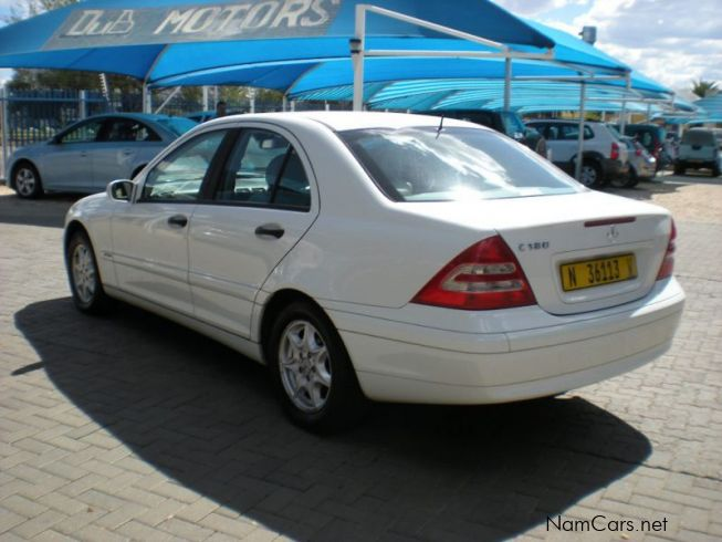 used mercedes benz c180 auto 2001 c180 auto for sale windhoek mercedes benz c180 auto sales 2001 mercedes benz c class owners manual pdf 2000 Mercedes C-Class