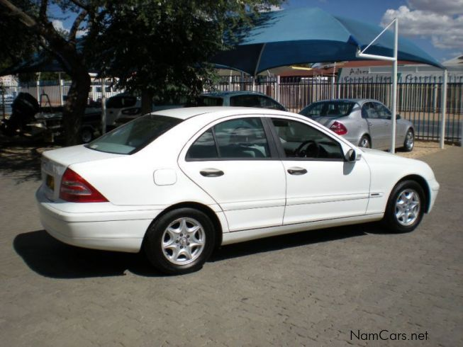 Used mercedes benz c180 auto 2001 c180 auto for sale for Used mercedes benz net
