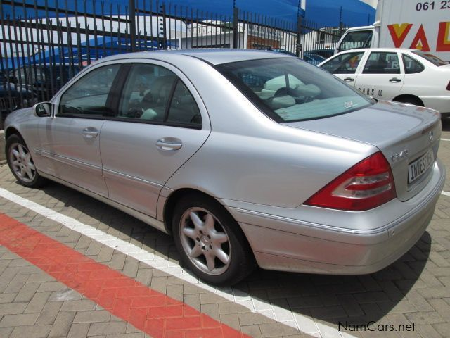 Used mercedes benz c240 2001 c240 for sale windhoek for 2001 mercedes benz c240