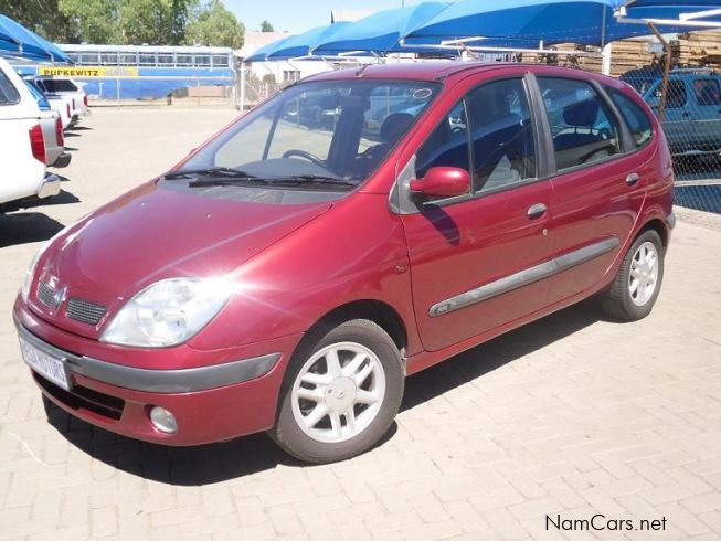 used renault scenic 2 0 2001 scenic 2 0 for sale windhoek renault scenic 2 0 sales renault. Black Bedroom Furniture Sets. Home Design Ideas