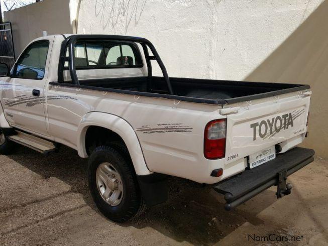 Used Toyota Hilux 2 7 Single Cab 4x4 2001 Hilux 2 7