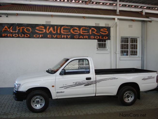Used Toyota Toyota Hilux 2.4D LWB | 2001 Toyota Hilux 2.4D LWB for sale | Windhoek Toyota Toyota ...