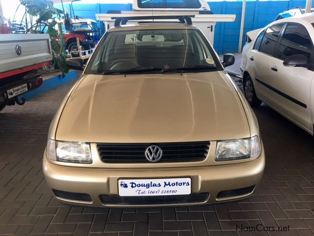 Volkswagen Polo Playa 1.6in Namibia