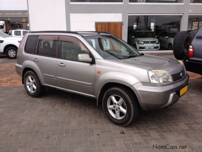 Used nissan x trail 2 0 4x4 2002 x trail 2 0 4x4 for for Subaru motors finance c o chase