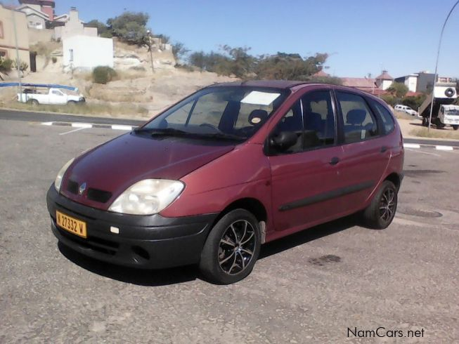 used renault scenic 2002 scenic for sale windhoek renault scenic sales renault scenic. Black Bedroom Furniture Sets. Home Design Ideas