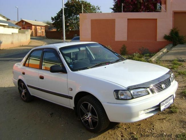 used toyota corolla 1 6i gle 2002 corolla 1 6i gle for sale windhoek toyota corolla 1 6i gle. Black Bedroom Furniture Sets. Home Design Ideas