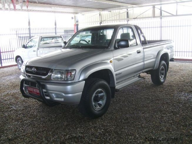 Crossroads Auto Sales >> Used Toyota Hilux 2.7 | 2002 Hilux 2.7 for sale | Windhoek Toyota Hilux 2.7 sales | Toyota Hilux ...