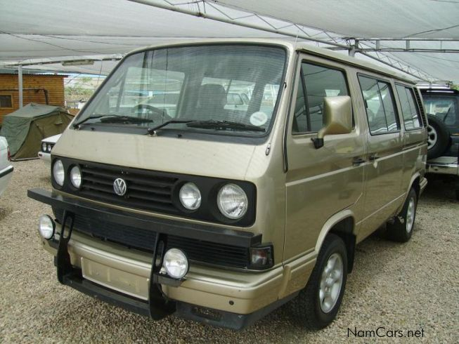 Used Volkswagen Microbus 2 6i 2002 Microbus 2 6i For