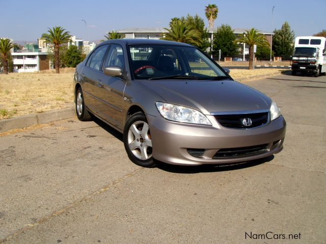 used honda civic 2003 civic for sale windhoek honda. Black Bedroom Furniture Sets. Home Design Ideas
