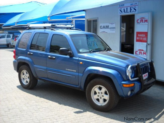 Used Jeep Cherokee 2 8 Limited 2003 Cherokee 2 8 Limited For Sale Windhoek Jeep Cherokee 2 8