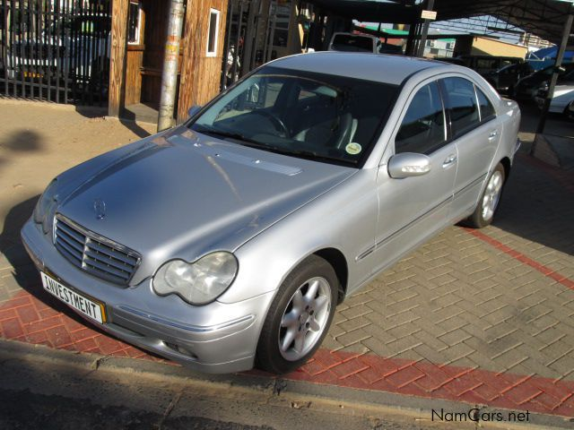 Used mercedes benz c240 2003 c240 for sale windhoek for Mercedes benz c240 price