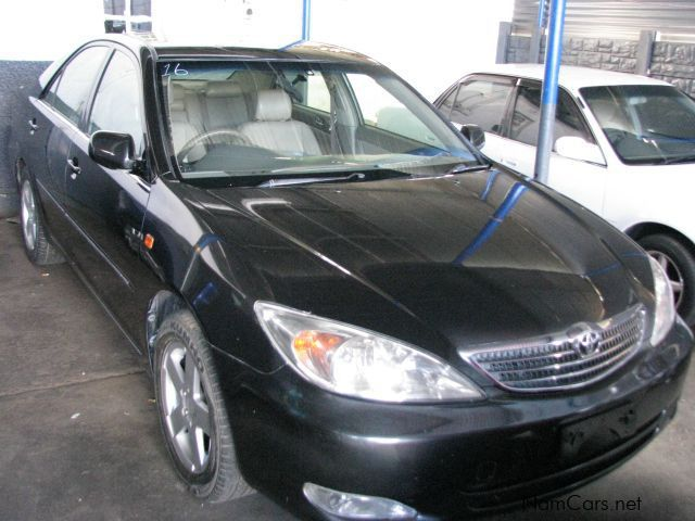 used toyota camry 2003 camry for sale windhoek toyota camry sales toyota camry price n. Black Bedroom Furniture Sets. Home Design Ideas