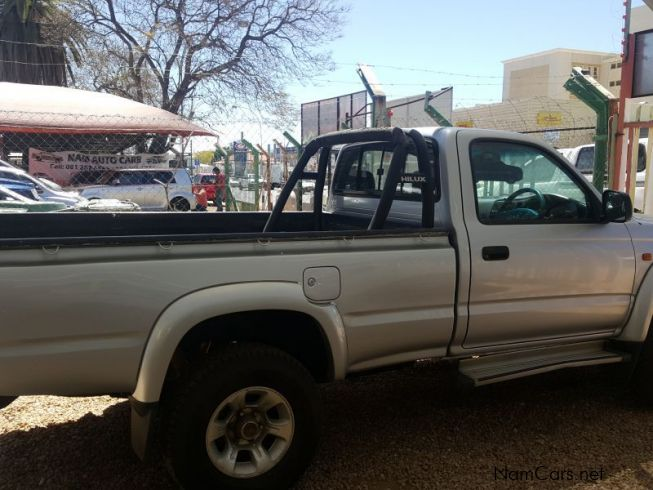 Toyota HILUX 2.7 S/C 4X2 in Namibia