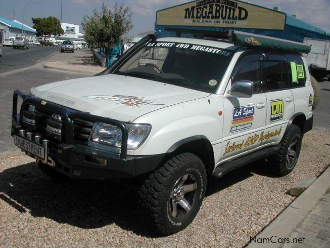 Used Toyota Landcruiser 100 Vx V8 2003 Landcruiser 100