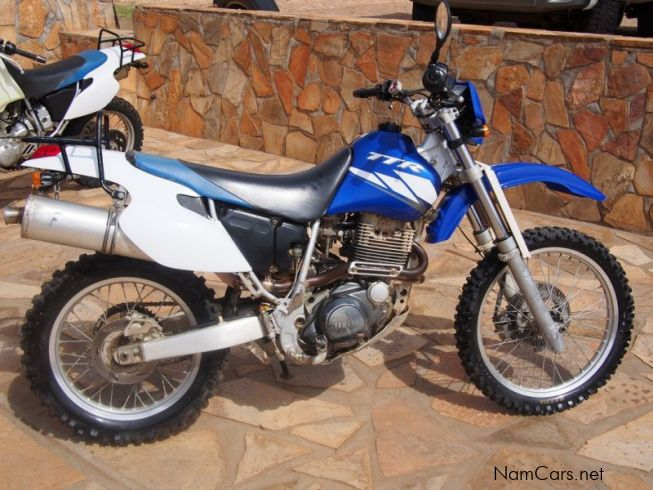 used yamaha tt 600 re 2003 tt 600 re for sale windhoek. Black Bedroom Furniture Sets. Home Design Ideas